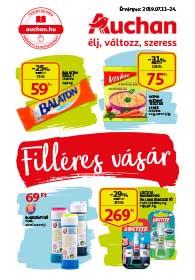 Auchan akciós újság 2019. 07.11-07.24