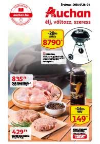 Auchan akciós újság 2019. 07.18-07.24