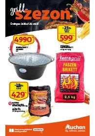 Auchan Grill katalógus 2019. 07.25-08.07
