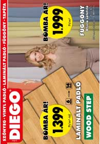 Diego akciós újság 2019. 07.01-07.31