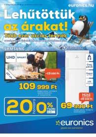 Euronics akciós újság 2019. 07.02-07.08