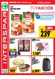 Interspar akciós újság 2019. 07.25-07.31