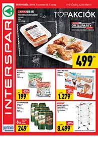 Interspar akciós újság 2019. 08.01-08.07