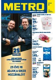 Metro Élelmiszer és Szezonális katalógus 2019. 07.31-08.13