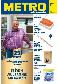 Metro Élelmiszer és Szezonális katalógus 2019. 07.17-07.30
