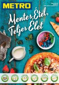 Metro Mentes Étel katalógus 2019. 07.31-08.27