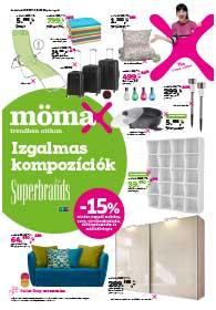 Mömax akciós újság 2019. 07.11-07.24
