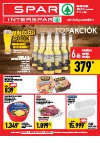Spar akciós újság 2019. 07.11-07.17