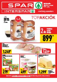 Spar akciós újság 2019. 07.25-07.31