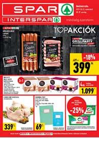 Spar akciós újság 2019. 08.01-08.07