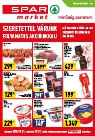 Spar Market akciós újság 2019. 07.11-07.17