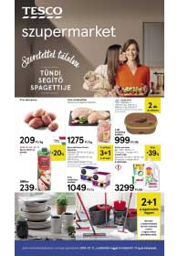Tesco szupermarket akciós újság 2019. 07.11-07.17