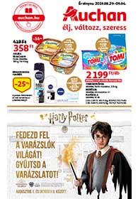 Auchan akciós újság 2019. 08.29-09.04