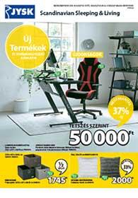 JYSK akciós újság 2019. 08.15-08.28
