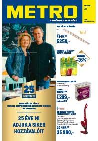 Metro Élelmiszer és Szezonális katalógus 2019. 08.14-08.27