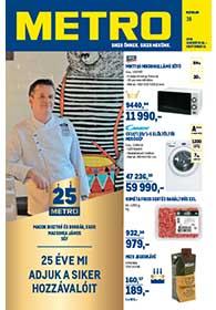 Metro Élelmiszer és Szezonális katalógus 2019. 08.28-09.10