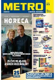 Metro HORECA katalógus 2019. 08.14-09.10