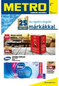 Metro Márkák katalógus 2019. 08.14-08.27