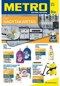 Metro Takarítás katalógus 2019. 08.28-09.24