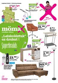 Mömax akciós újság 2019. 08.15-08.28