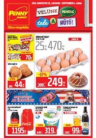 Penny Market akciós újság 2019. 08.29-09.04