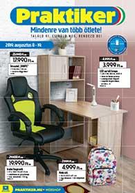 Praktiker akciós újság 2019. 08.08-08.19