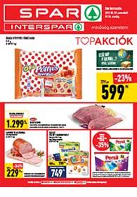 Spar akciós újság 2019. 08.29-09.04