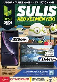 BestByte akciós újság 2019. 08.29-09.18