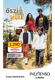 Auchan INEXTENSO katalógus 2019. 09.26-10.09