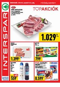 Interspar akciós újság 2019. 09.26-10.02