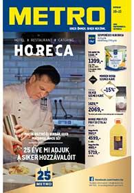 Metro HORECA katalógus 2019. 09.11-10.08