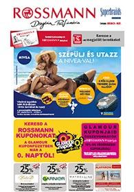 Rossmann akciós újság 2019. 09.23-09.27