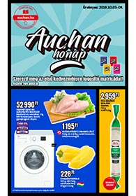 Auchan akciós újság 2019. 10.03-10.09