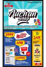 Auchan akciós újság 2019. 10.10-10.16