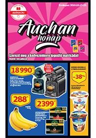 Auchan akciós újság 2019. 10.17-10.22