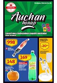 Auchan akciós újság 2019. 10.24-10.30