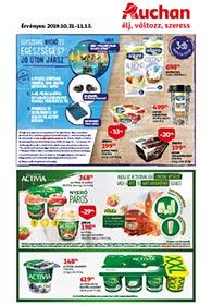 Auchan akciós újság 2019. 10.31-11.13