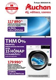 Auchan Műszaki katalógus 2019. 10.03-10.16