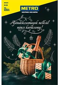Metro Ajándékcsomag katalógus 2019. 10.24-12.17