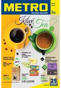 Metro Kávé és Tea katalógus 2019. 10.09-11.05