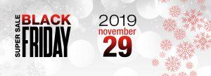 Mikor lesz Black Friday 2019-ben?
