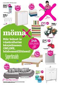 Mömax akciós újság 2019. 10.24-11.06