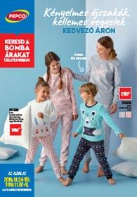 PEPCO akciós újság 2019. 10.24-11.06
