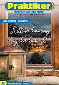 Praktiker Karácsonyi katalógus 2019. 10.18-12.31
