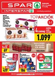 Spar akciós újság 2019. 10.10-10.16