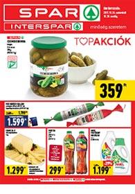 Spar akciós újság 2019. 10.24-10.30