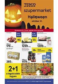 Tesco szupermarket akciós újság 2019. 10.17-10.22