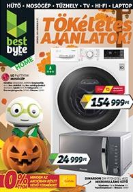 BestByte Home akciós újság 2019. 11.14-11.27