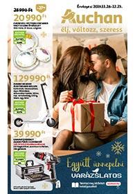 Auchan Ajándék katalógus 2019. 11.28-12.23