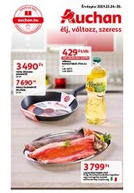 Auchan akciós újság 2019. 11.14-11.20